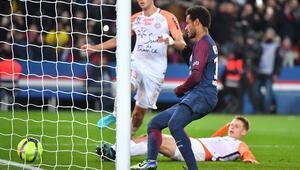 Fransa Ligue 1de haftanın en güzel asistleri