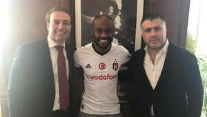 Vagner Lovedan Beşiktaş paylaşımı