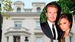 Beckham ailesi evinin kapılarını açtı