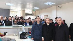 Akşarlılara müjde: O PTTde mesai 5 güne çıktı