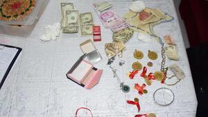 Hırsızlık şüphelileri suçüstü yakalandı