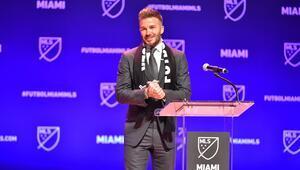 Beckham, MLS'te kulüp kurmak için onayı aldı