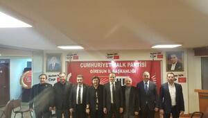 Çorum CHP İl Başkanı Suludere: Kılıçdaroğlu'na 11 il başkanı destek veriyor
