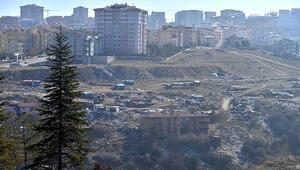 Milyonluk dairelerin çöp vadisi