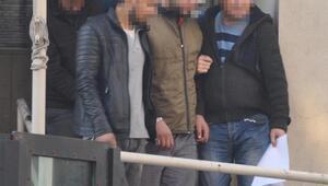 Zeytinyağı hırsızlığına biri depo çalışanı 3 gözaltı