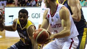 Gaziantep Basketbol - MHP Riesen Ludwigsbrg 67-72