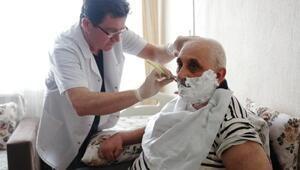 Bornovada yaşlılara özel hizmet