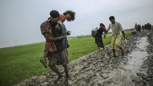 Arakanda 5 yeni toplu mezar bulundu