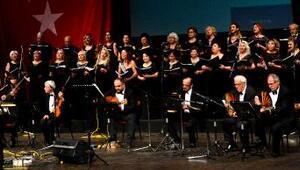 Nağmekar Türk Müziği Topluluğundan konser