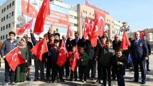 Keçiören Belediyesi'nden 'Zeytin Dalı Harekâtı'na destek kampanyası