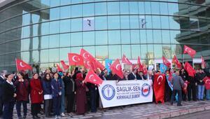 Kırıkkale Sağlık-Senden Türk Tabipleri Birliğine tepki