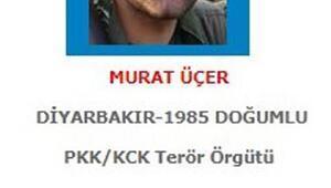 Mavi listede yer alan PKKnın bölge sorumlusu öldürüldü