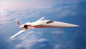 Süpersonik uçaklar geliyor