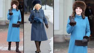 Kraliçe müdahele etti, 70 yaşındaki Camillaya benzedi