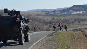 2si üst düzey 4 PKKlı teröristin öldürüldüğü bölgede patlayıcı araması