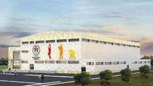 Altınözü'ne spor salonu