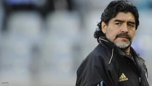 Maradonaya Başkana hakaretten ABDye giriş yasağı