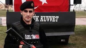 Şehit polisin doğum gününde ailesine Devlet Övünç Madalyası verildi