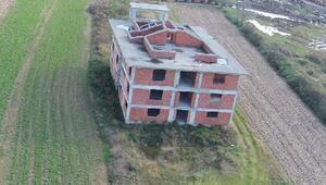 Yurt inşaatı belediyeye devredildi