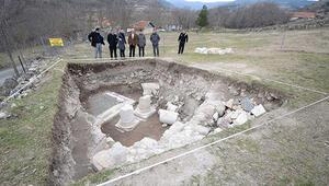 Anadolunun en erken kiliselerinden biri bulundu