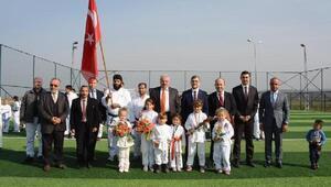 TİHEK Başkanı Arslandan Suriyeli çocuklara özel ilgi