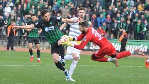 Kocaelispor - Tekirdağspor: 2-0