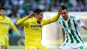 Enesli Villarreal deplasmanda kayıp
