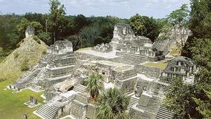 Guatemala'da Antik Maya yerleşimleri bulundu