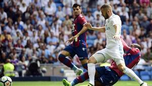 Real Madrid puan saçıyor
