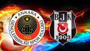 Gençlerbirliği Beşiktaş Türkiye Kupası maçı ne zaman saat kaçta hangi kanalda
