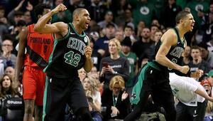 Celtics son saniyede kazandı