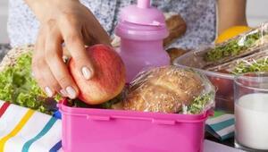 Beslenme çantasında olmazsa olmazlar neler
