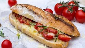 En lezzetli sandviç malzemeleri İncili Gastronomi Rehberi Lezzet Noktalarında