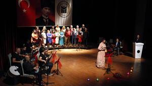 YENİMEK kursiyerlerinden dev konser