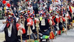 Bulgaristanın Kuker Festivali Edirnede