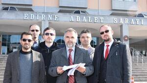 Edirnede Diyanet-Senden Adnan Oktar hakkında suç duyurusu