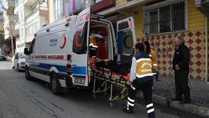 Ambulans ekibi daimi hastalarla aile oldu