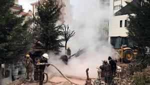 Kızılcahamamda yeni jeotermal su bulundu