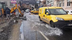Bebekte yağmur yok su baskını var İSKİ açıkladı: Beşiktaş ve Sarıyerde saat 23:00a kadar su kesilecek