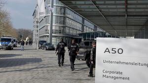 Audi tesislerinde arama yapıldı