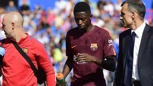 Sakatlık Barcelonaya 5 milyon Euro kazandırdı