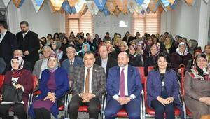 AK Parti Simav Kadın Kollarında yeni başkan Kaymak
