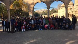 Öğrenciler 'Urfa' dersiyle gezip öğreniyor
