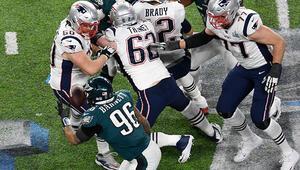 Philadelphia Eagles - New England Patriots (ÖZET)