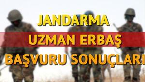 Jandarma Uzman Erbaş alımı 2017/10 başvuru sonuçları açıklandı... Jandarma Uzman Erbaş sonuç sorgulama
