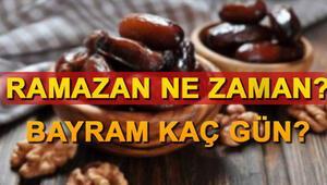 Ramazan ayı ne zaman 2018 Ramazan ayı hangi güne denk geliyor