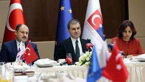 AB Bakanı Çelik: Türkiye tabi ki BMnin terör örgütü olarak kabul ettiği örgütler ile mücadele ediyor (2)