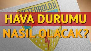 İstanbul için hava durumu uyarısı Akşam başlıyor..