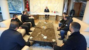Başkan Genç: Samsunspor şehrin en önemli markasıdır