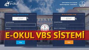 E-Okul Veli Bilgilendirme Sistemi (VBS) girişi nasıl yapılır Mobil e-Okul girişi